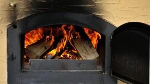 Holz Ofenfrisch